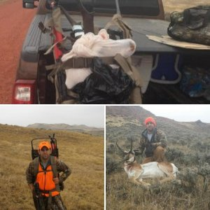 WY Antelope Hunt
