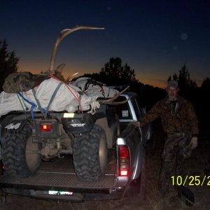 2006 Elk/Quad in Nissan