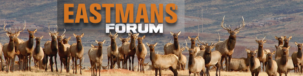 Eastmans' Hunting Journals Official Forums